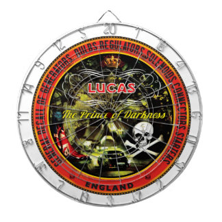 Lucas Electonics of Britain  prince of Darkness Dart Board
