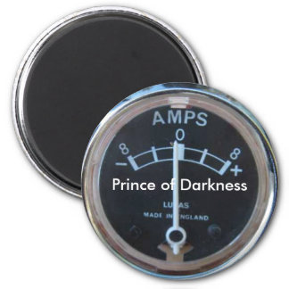 Lucas, Prince of Darkness Refrigerator Magnets