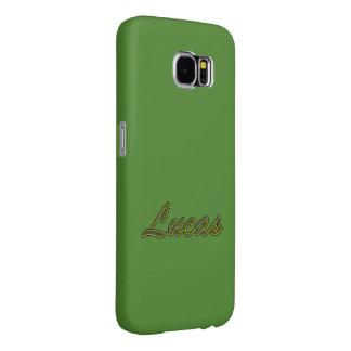 Lucas Samsung Galaxy Green case
