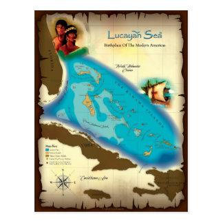 Lucayan Sea Postcard