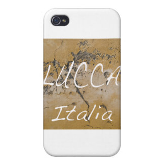 Lucca Italia wall.jpg Case For iPhone 4