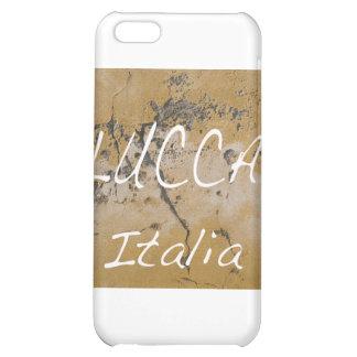 Lucca Italia wall.jpg iPhone 5C Cover