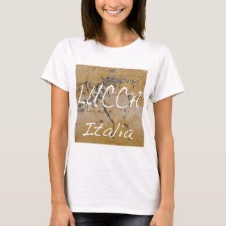 Lucca Italia wall.jpg T-Shirt