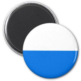 Lucerne, Switzerland 6 Cm Round Magnet