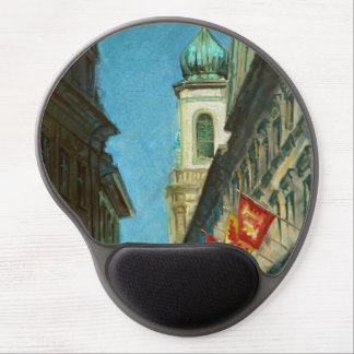 Lucerne Tower Gel Mouse Pad