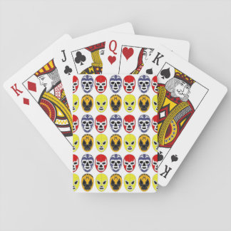 Lucha Cards