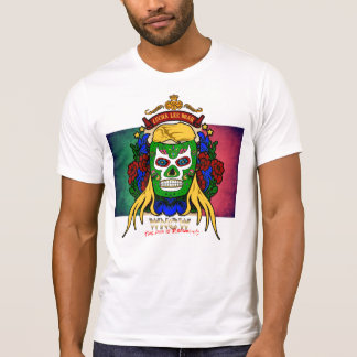 """Lucha Lee Brah """" Pride and Pain"""" T-Shirt"""