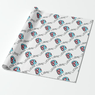 LUCHA LIBRE#22 WRAPPING PAPER