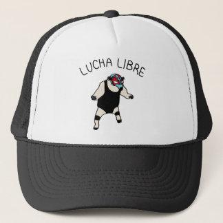 LUCHA LIBRE#25 TRUCKER HAT