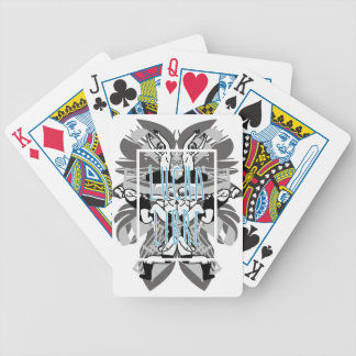 LUCHA LIBRE! BICYCLE PLAYING CARDS