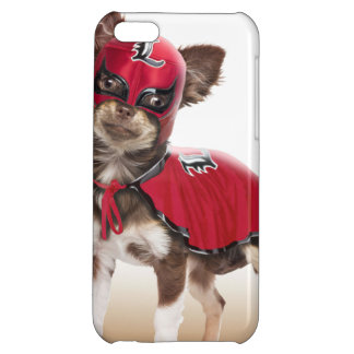 Lucha libre dog ,funny chihuahua,chihuahua iPhone 5C cases