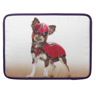 Lucha libre dog ,funny chihuahua,chihuahua sleeve for MacBook pro