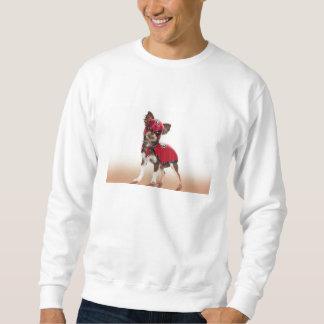 Lucha libre dog ,funny chihuahua,chihuahua sweatshirt