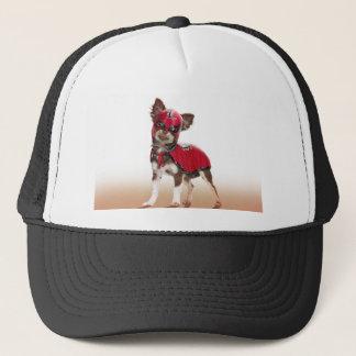 Lucha libre dog ,funny chihuahua,chihuahua trucker hat