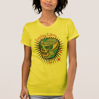 Lucha Libre Mexican Wrestling Mask Tees