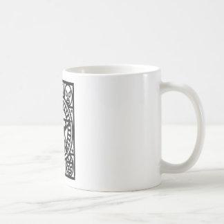 LUCHA MONO COFFEE MUG