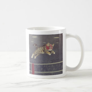 luchador Kitty Coffee Mug