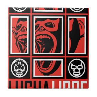 LUCHALIBRE MEXICO CERAMIC TILE