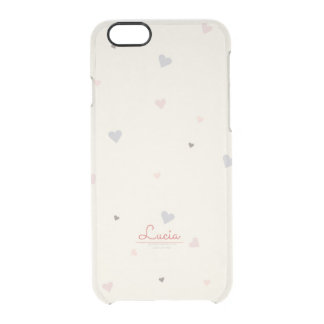 Lucia Name Iphone Case