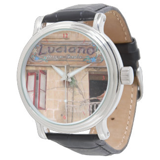 Luciano's Pizza Watch