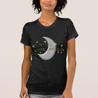 Lucid Dreamer Moon and Stars T-Shirt