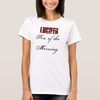 Lucifer: Son of the Morning T-Shirt