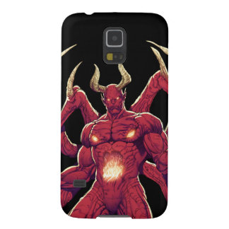 Lucifer the Devil, the Prince of Darkness, Satan Galaxy S5 Cover