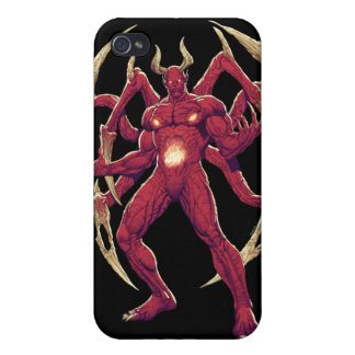 Lucifer the Devil, the Prince of Darkness, Satan iPhone 4/4S Cover