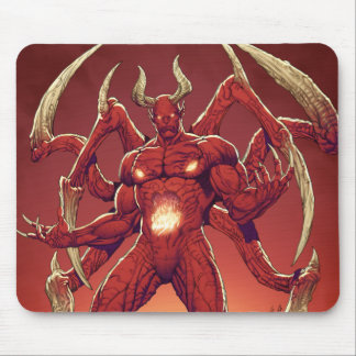 Lucifer the Devil the Prince of Darkness Satan Mousepads