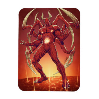 Lucifer the Devil, the Prince of Darkness, Satan Magnet