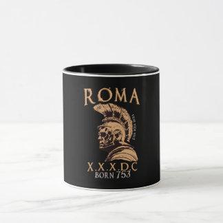 Lucius, a famous Roman Centurion Mug