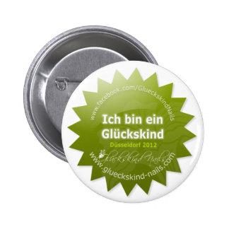 Luck child button - Beauty Duesseldorf 2012 -