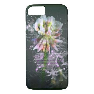 """Luck clover, """"Lucky Clover"""". Good Luck. iPhone 8/7 Case"""