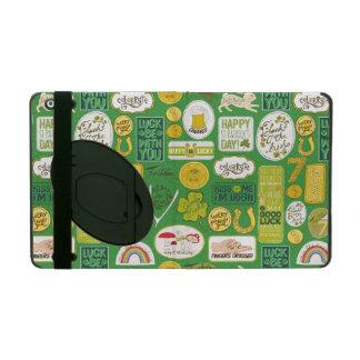 Luck Lucky Irish iPad Cases