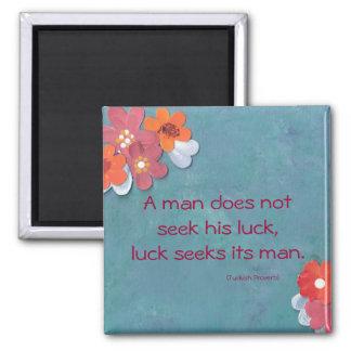 Luck Fridge Magnets