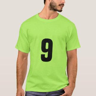 Luck number 9 T-Shirt