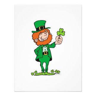 Luck o The Irish Invites