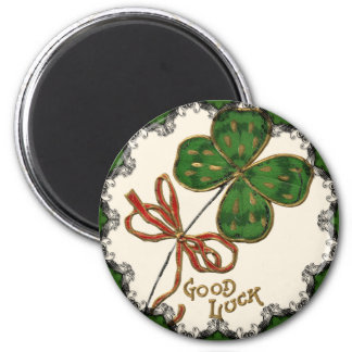 Luck O The Irish St. Patrick's Day Magnet