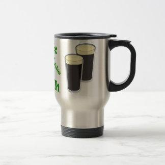 Luck o the Irish - St Patricks Day Mug