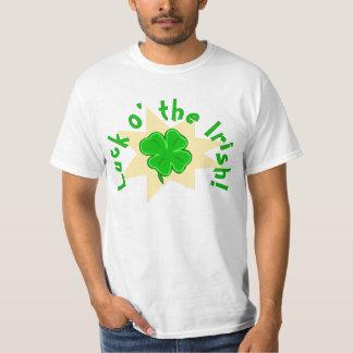 Luck o the Irish Tshirt