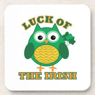 Luck Of Irish Coasters