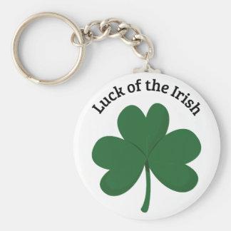 Luck Of Irish Keychain