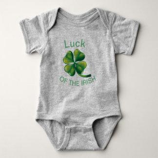 Luck of the Irish Baby! Baby Bodysuit
