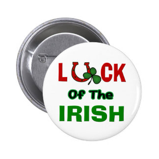 LUCK OF THE IRISH BUTTONS