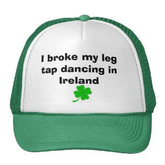 luck of the Irish Cap
