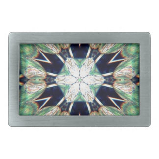 Luck of the Irish Flowers Belt Buckles