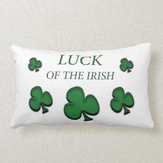 Luck Of The Irish Lumbar Pillow