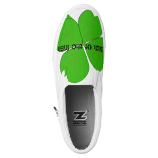 Luck of the Irish Slip On Shoes