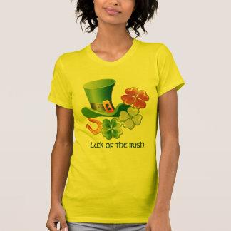 Luck of the Irish. St. Patrick's Day Gift Shirts