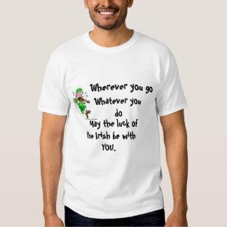Luck of the Irish T-Shirt
